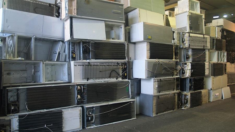 Denuncian la gestión irregular de refrigeradores en varios países europeos