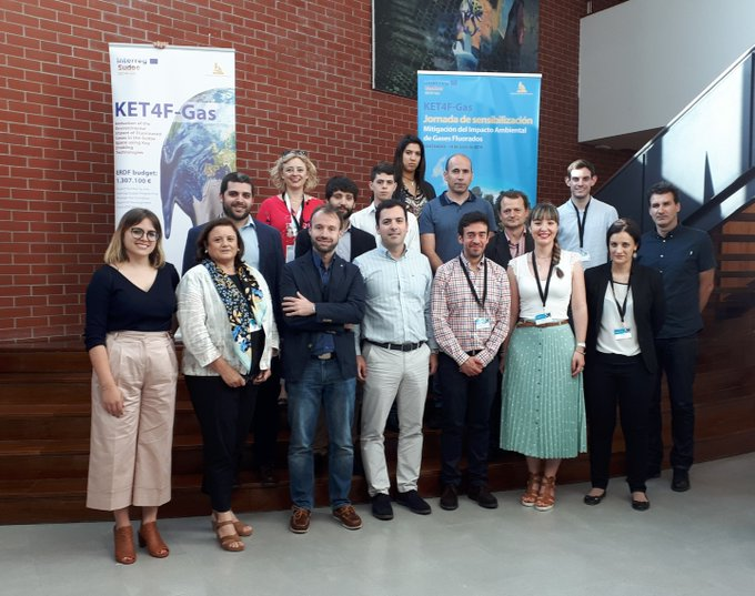 Santander hosts awareness – raising seminar on Mitigation of the environmental impact of fluorinated gases